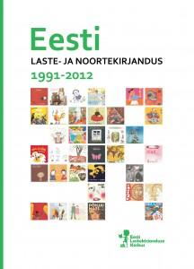Lastekirjanduse ajalugu 1991-2012 esikaas